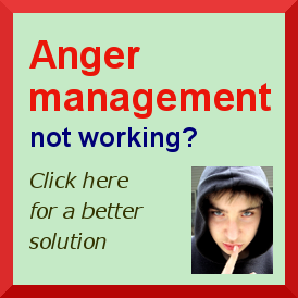 Anger management not working 125