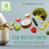 Teen Multivitamins: The difference they make to mental health and behaviour