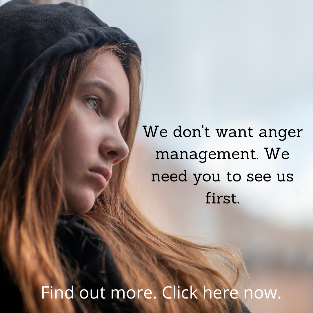 We dont want anger management tw SITE